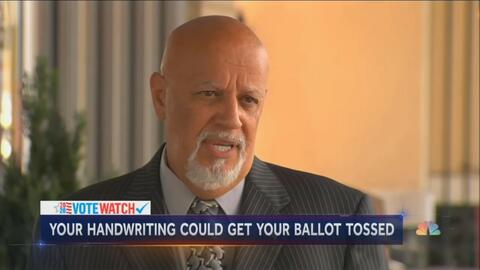 UH-OH: NBC Discovers Minorities Hurt More by Mail-In Voting