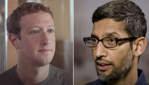 Facebook, Google Partner with Liberal Org for 2020 Election Strategy