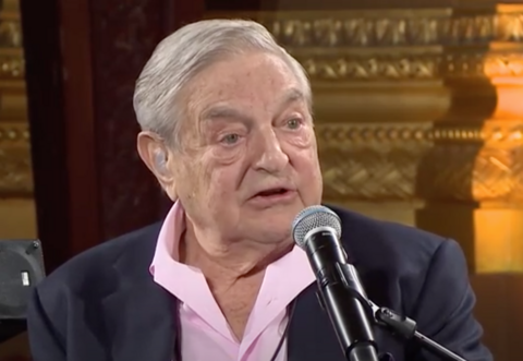 Politico Hypes Soros-Funded Group Wanting to Defund Police Foundations