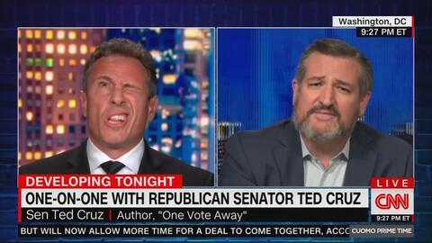 EPIC: Ted Cruz DEMOLISHES CNN's Fredo Cuomo in 20-Minute Brawl