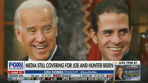 The Biden Email Fiasco and the Great Media Cover-Up