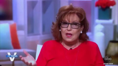 Joy Behar Touts 'Progressive' Pope to Bash Republicans, ACB Who Want to Take Us Back To 'Middle Ages'