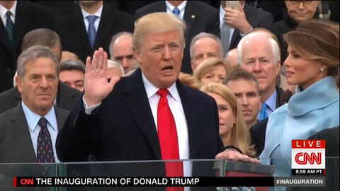 REWIND: The Media's Four-Year War Against the Trump Presidency