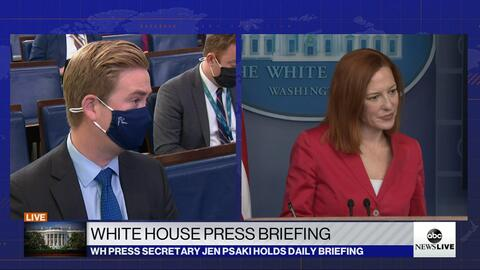 Peter Doocy Wipes the Floor With WH, Schools Jen Psaki on COVID at the Border