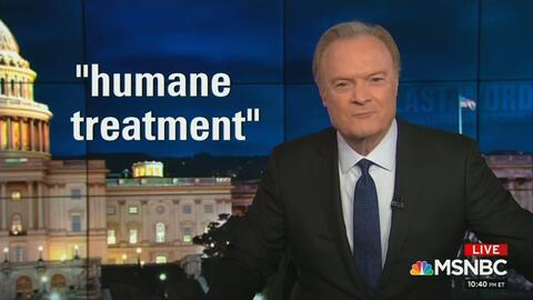 WHAT? America-Hating Lawrence O'Donnell: We Stole Land From Mexico!