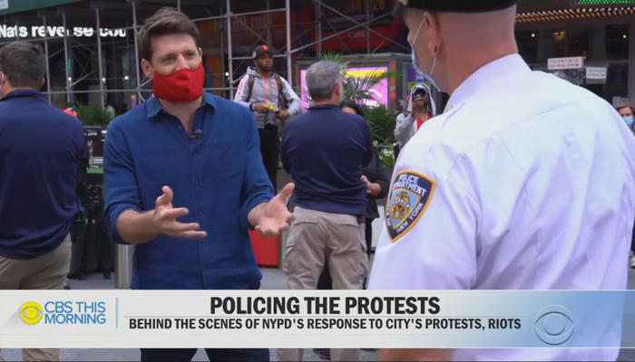 Dokoupil/NYPD Chief