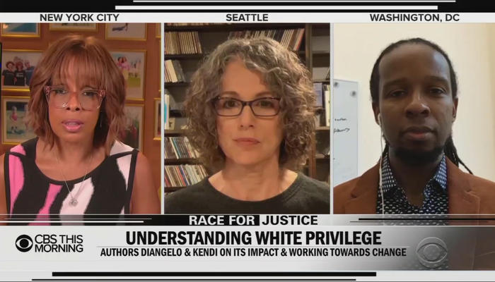 White Privilege Panel
