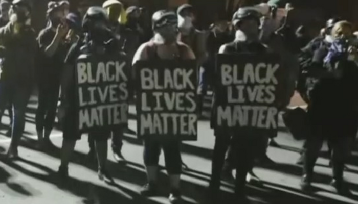 BLM Protesters
