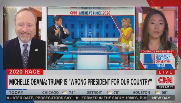 Paul Begala John Berman Alisyn Camerota CNN New Day 8-18-20