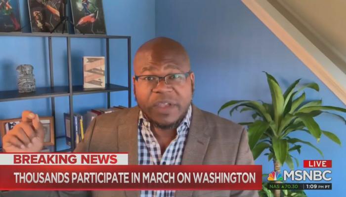 Jason Johnson MSNBC Deadline White House 8-28-20