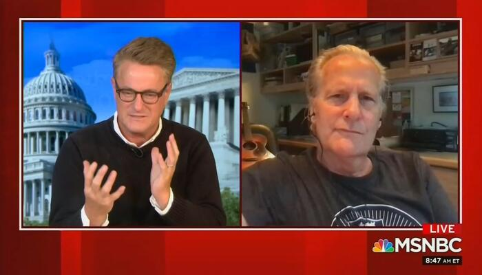 Scarborough and Jeff Daniels
