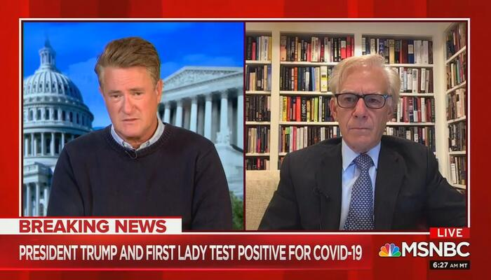 Joe Scarborough and David Ignatius