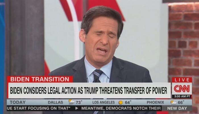 John Berman CNN New Day 11-10-20