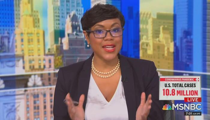 Tiffany Cross MSNBC AM Joy 11-14-20