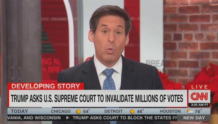 John Berman CNN New Day 12-10-20