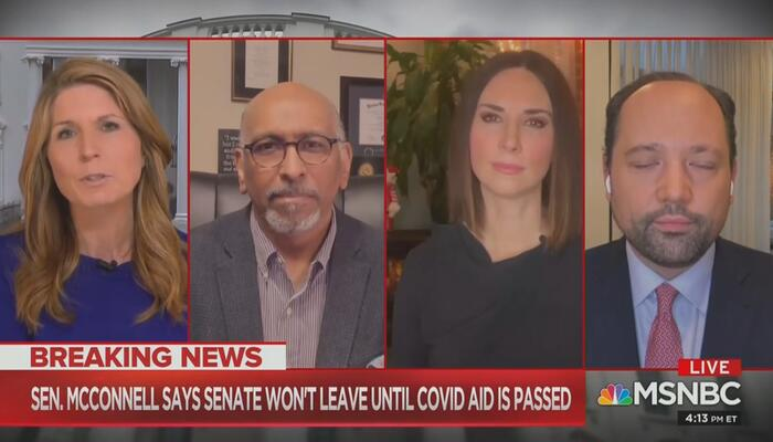 Nicolle Wallace MSNBC Deadline White House 12-16-20