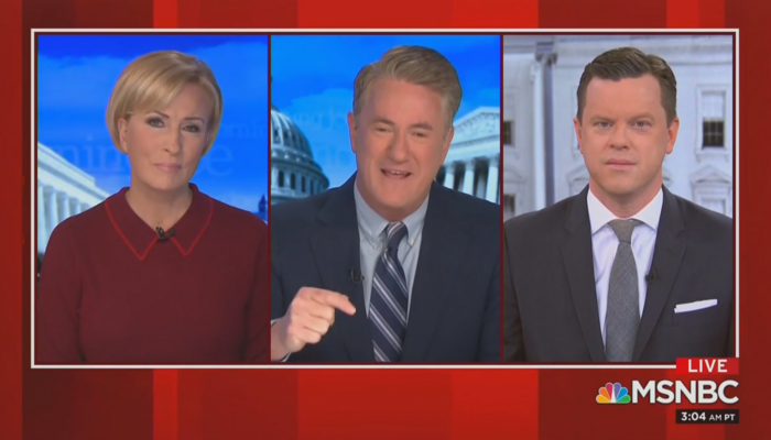 Joe Scarborough MSNBC Morning Joe 2-5-21