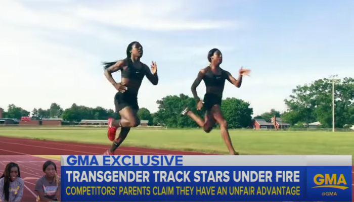 Trans runners Terry Miller and Andraya Yearwood