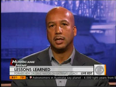 Ray Nagin, Former New Orleans Mayor; Screen Cap From 26 August 2011 Edition of CBS's Early Show | NewsBusters.org