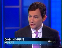 Dan Harris, ABC News Correspondent | NewsBusters.org