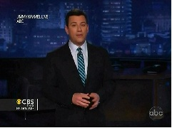 Jimmy Kimmel, ABC Host | NewsBusters.org