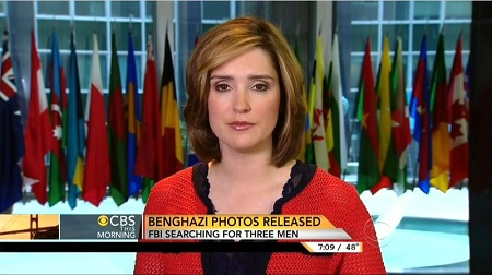 Margaret Brennan, CBS News Correspondent; Screen Cap From 2 May 2013 Edition of CBS This Morning | NewsBusters.org
