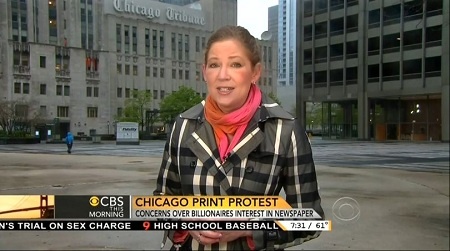 Jan Crawford, CBS News Correspondent; Screen Cap From 10 May 2013 Edition of CBS This Morning | NewsBusters.org