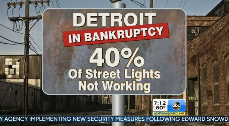 Resultado de imagen para detroit bankruptcy