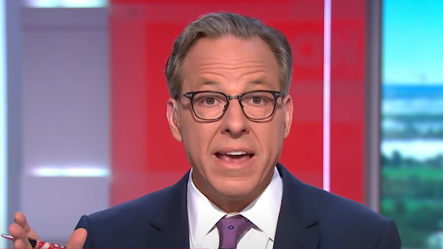 LOL: Jake Tapper Imagines Himself as 'Not Particularly Opinionated,' He's Just Pro-'Truth'