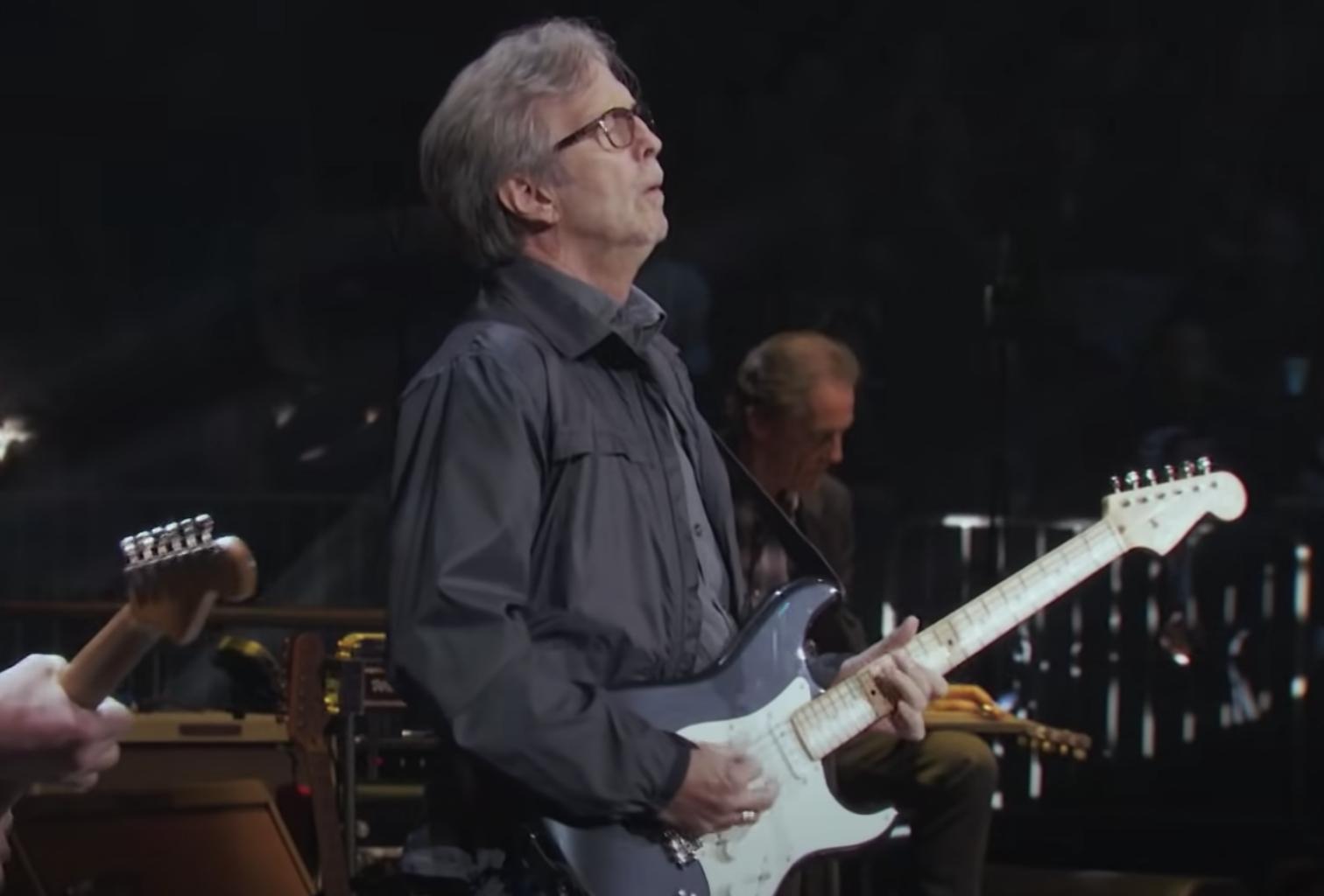 Clapton TRASHES Government COVID 'Propaganda,' Worse Dilemma Than 'Addiction/Alcoholism'