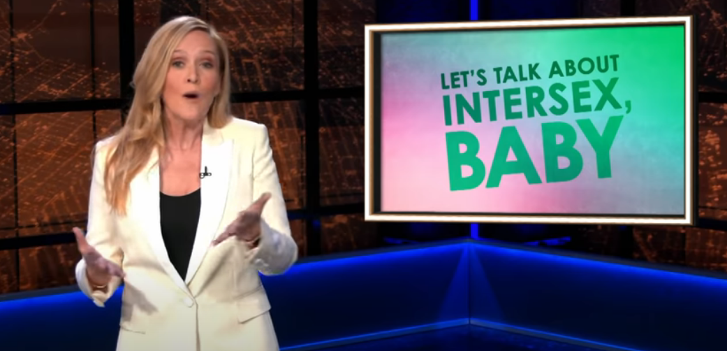 Sam Bee Goes 'Full Mental': Says Intersex People Prove Sex Is 'Not Binary'