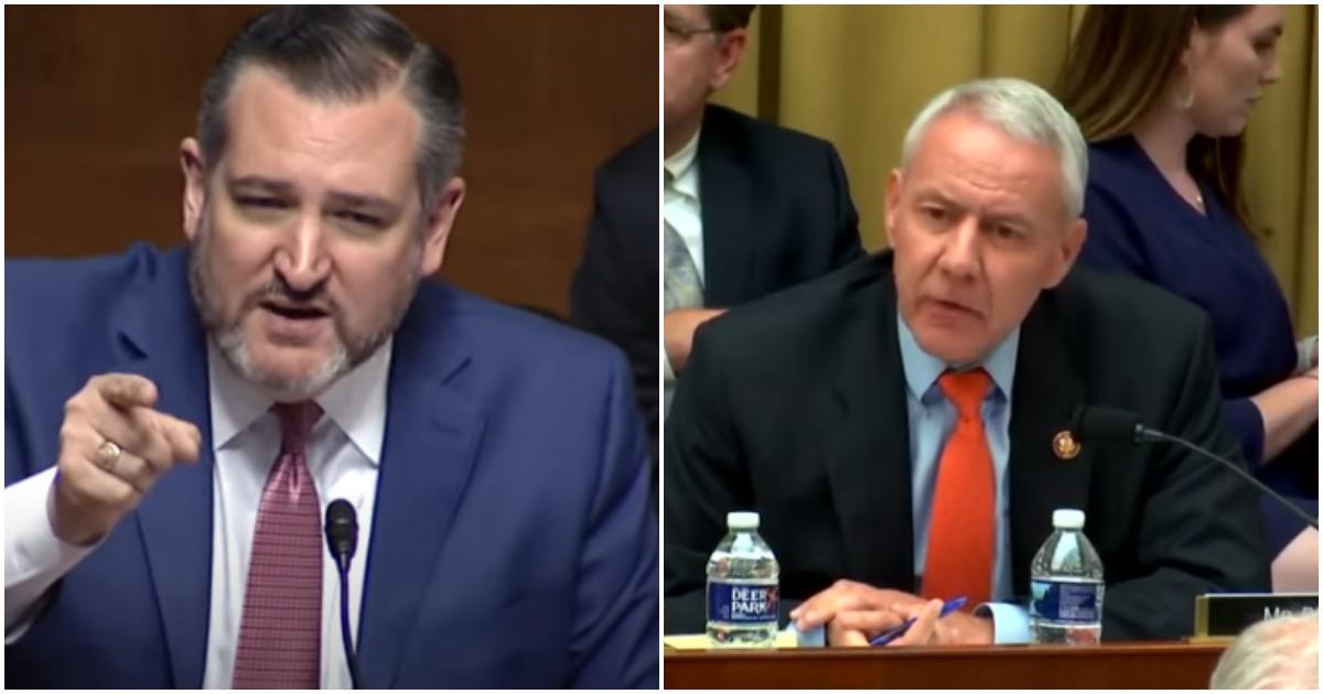 HYPOCRISY! Cruz, Buck Condemn Facebook for Censoring Trump, Allowing Chinese Propaganda