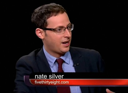 NYT Pollster Nate Silver: 'I Don't Intend to Vote This Year'