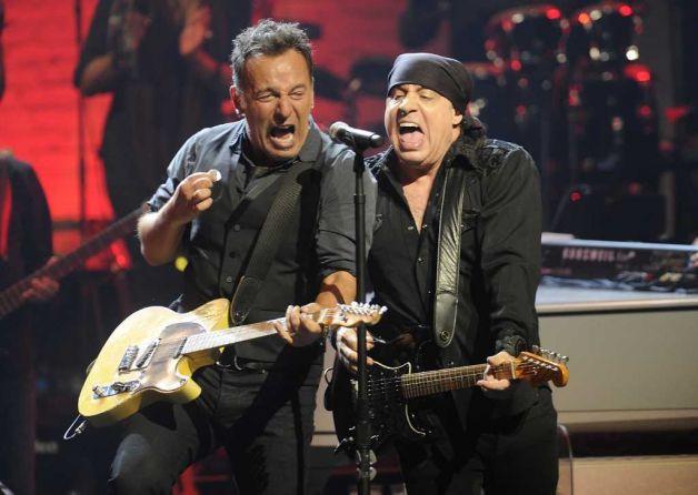 Steven Van Zandt Springsteen
