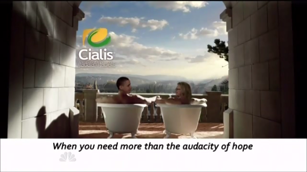 Cialis Advertising