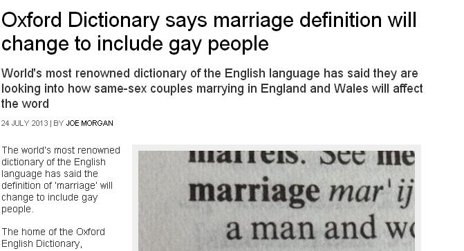 Homosexual oxford english dictionary