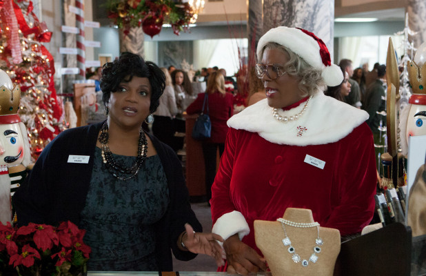 Actual Headline: 'Hollywood Is Dreaming of a Black Christmas'