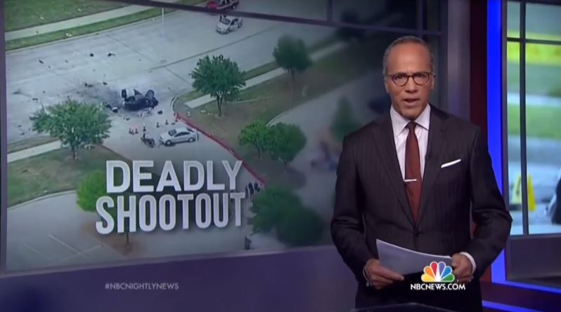 Evening newscasts cover truck terror attack - NewscastStudio