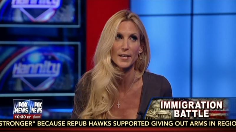 Ann Coulter Previews New Illegal Immigration Book