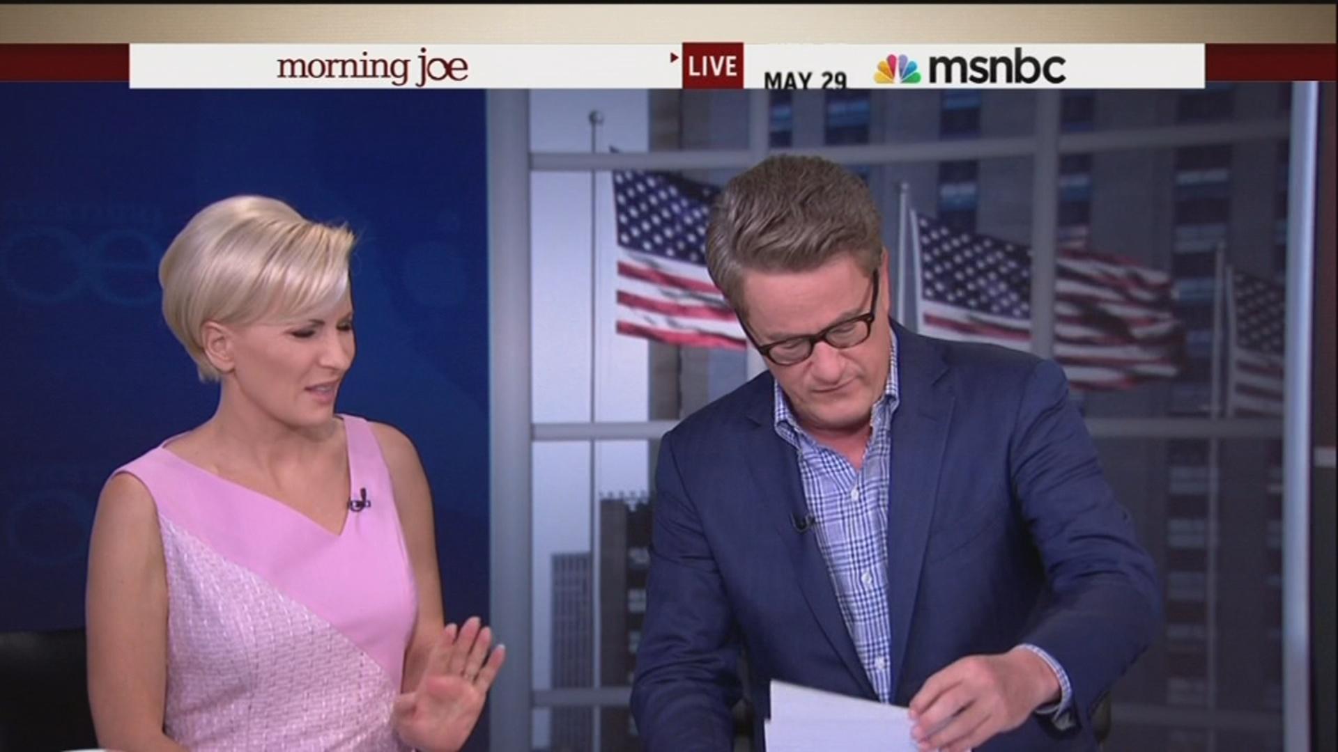 Mika Muzzles Talk Of Bernie Sanders Writing That Women Fantasize