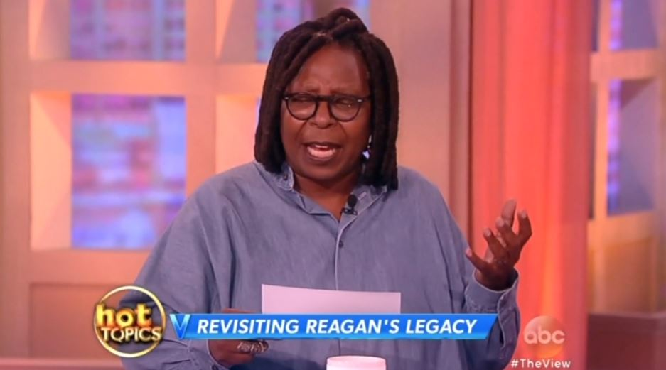 Get Out of My Vagina! Whoopi Rages at McCain in Meltdown