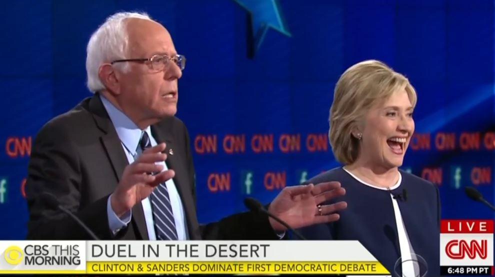 Nets Cheer Bernie Sanders Handing Hillary 'Big Gift' by Dismissing ...