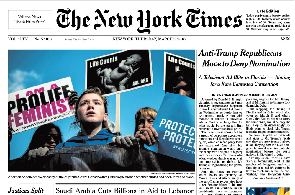 a view of abortion right or wrong in a ny times article by katha pollitt