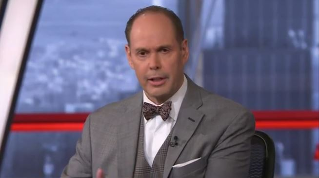 TNT's Ernie Johnson Movingly Talks Faith in Jesus, Hope for America Despite Post-Election Divide