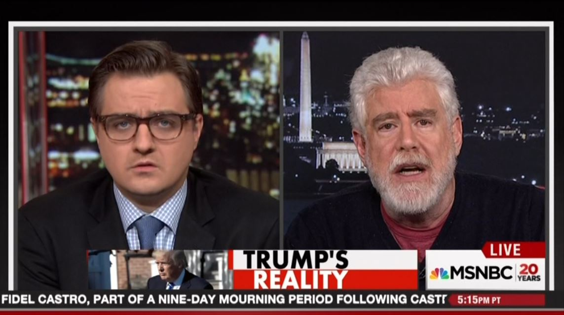 Pub-Radio Host Uncorked on MSNBC: 'Right Wing Media' 'Brainwashed' People to Believe Lies