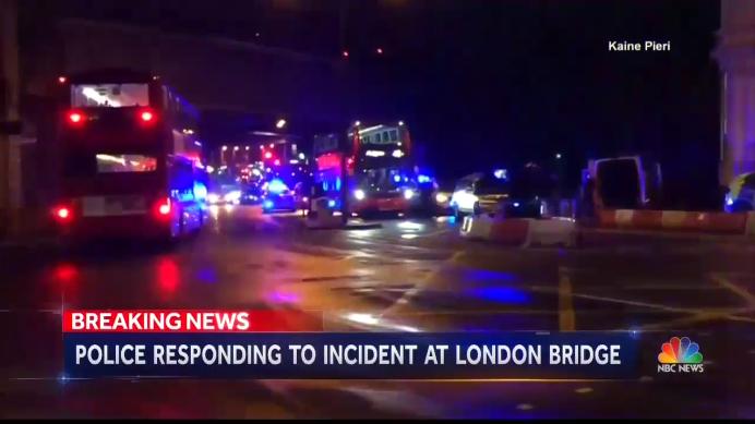 25 years since London Bridge came falling down