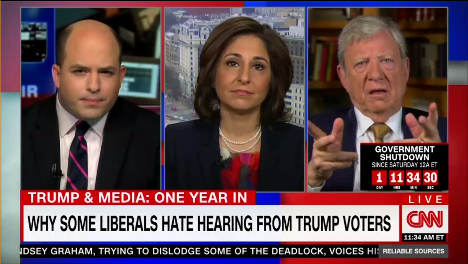 Greenfield Admits CNN Acts Like Trump Indictment Imminent In Russia Probe
