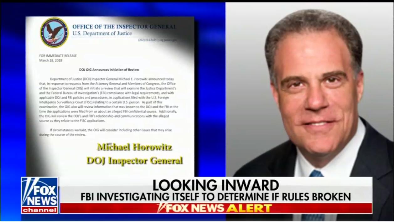 Horowitz Ig Report