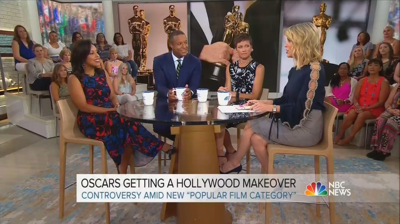 Megyn Kelly Advises Oscars: Stop Political Speeches, Dump Liberal Hosts