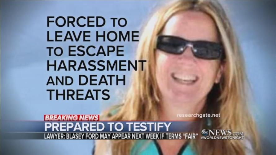 Heartless? ABC Ignores Death Threats Against Kavanaugh's Family